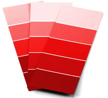 significado color rojo